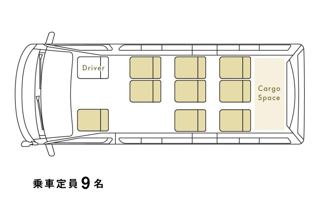 グランドキャビン座席表